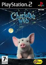 Charlotte's Web (PS2) Sony PlayStation 2 PS2 PAL Brand New