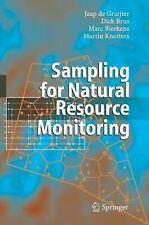Sampling for Natural Resource Monitoring by Dick Brus, Jaap de Gruijter, Marc...