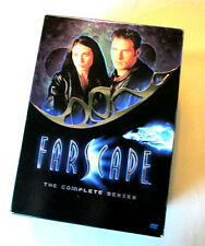 Farscape: The Complete Series (DVD, 2009, 26-Disc) Like New Excellent Condition