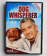 Dog Whisperer with Cesar Millan DVD 3 episodes National Geographic Channel