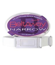 Beltaway Flat Buckle Elastic Women's Belt One size (0-14) - NARROW