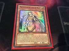 Maiden With Eyes Of Blue SDBE-EN006 (First 3 Sold Are 1st Ed) Super Rare