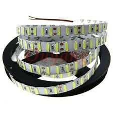 NEW 16ft 5M 120leds/M Flexible white 8520 SMD Super Bright LED Strip Lighting NP