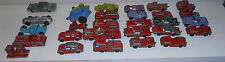 24 TOOTSIE VEHICLES 3 MIDGE & PUMPS USED