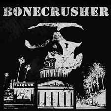 """BONECRUSHER Whiskey Nation 7"""" - new WHISKEY Vinyl - Oi! Punk Longshot"""