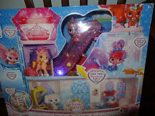NEW IN BOX Disney Princess Palace Pets Whisker Haven Pawlace Magical Castle Set