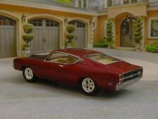 1969 69 Ford Torino Talladega Concept Car 1/64 Scale Limited Edition H