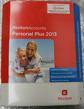 Reckon Accounts Personal Plus 2013 (Windows) - Full Version. No Renewal required