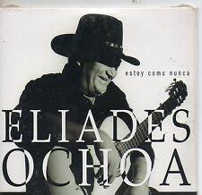 CD CARTONNE CARDSLEEVE COLLECTOR ELIADES OCHOA 1T ESTOY COMO NUNCA