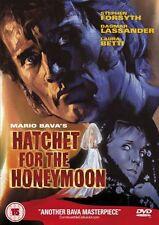 Hatchet For The Honeymoon 1970 DVD