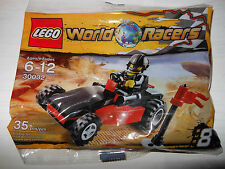 LEGO World Racers 30032 Race Buggy * BUY 6 POLYBAGS = FREE SHIPPING *