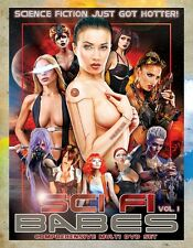 Sci-Fi Babes -   2 DVD Collector's Set!