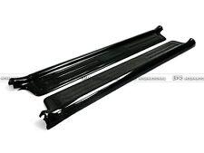 Door Sill Scuff Plate Protector For Mazda MX5 Miata NB MK2 Carbon Fiber