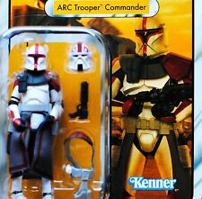 Star Wars Vintage VC54 ARC Trooper Commander Captain Fordo MOC Figure Unpunched