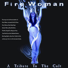 Various Artists Fire Woman: Tribute to the Cult CD