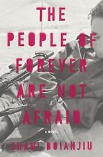 The People of Forever Are Not Afraid, Shani Boianjiu (HC; 1st Ed/1st Printing)
