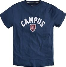 Replika Jeans Campus T-Shirt/Navy Blue - 5XL WAS £25.00