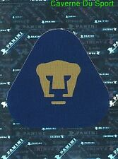 191 BADGE LOGO PUMAS UNAM MEXICO STICKER SUPERFUTBOL 2009 PANINI