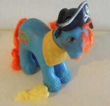 G1 My Little Pony Barnacle w/ Accessories Big Brother Vintage MLP Rare HTF Boy