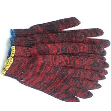 Men1 Pair Riggers Antiskid Cotton Knitted Wrist Glove Winter Work  ⃕labor Gloves