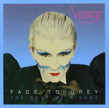VISAGE Fade To Grey- The Best Of Visage / POLYDOR RECORDS CD