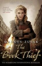 The Book Thief by Markus Zusak (Film tie-in) New Paperback Book