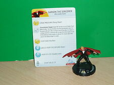 HEROCLIX DC 75th Anniversary - Sargon The Sorcerer 025