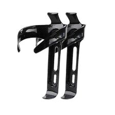 2PCS Carbon Fibre Drink Water Bottle Cage for Mountain Bike MTB Road Bicycle
