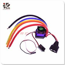 60A ESC Speed Controller Sensorless Brushless Motor Programmable 1:10 RC Car