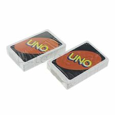 New Pack of UNO 108 Playing Cards For Family Fun Game Friend Travel