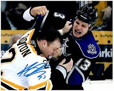 Los Angeles Kings KYLE CLIFFORD Signed Autographed 8x10 Pic D