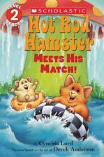 HOT ROD HAMSTER Meets His Match! (Brand New Paperback) Cynthia Lord