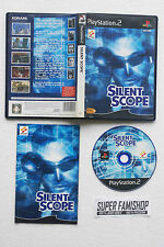 Silent Scope  PS2 Playstation 2 en version Française GA276