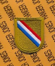 SOCCENT Special Operations Command Central Airborne beret Flash patch #3 c/e