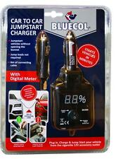 12v Car to Car Jumpstart Battery Charger Booster No Jump Leads Needed