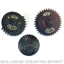 Genuine Shs Gears 12-1 Ratio High Speed Gear Set Airsoft Metal Cnc V2 V3