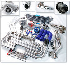 T3 T3/T4 T04E Turbo Kit 318I 318IS 318IC 318TI E36 L4 M42B18 B44B19 M42 M40 M44