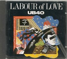 CD ALBUM 10 TITRES--UB40 / UB 40--LABOUR OF LOVE--1983