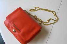 MARC BY MARC JACOBS SPICED ORANGE Leather Crossbody Shoulder Bag NWOT MSRP $328