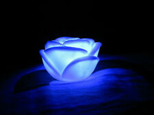 New led Flower Color Changing Glow Rose Electronic LED Romantic Rose lights