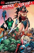 Justice League vs Suicide Squad 1 BART SEARS, WONDER WOMAN HARLEY QUINN LTD 1250