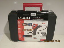 RIDGID 40043 MICRO CA-25 HANDHELD INSPECTION CAMERA KIT, FREE SHIPPING, NISB!!!!