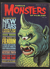 FAMOUS MONSTERS OF FILMLAND #27 VG  (THE KING KONG STORY) WARREN