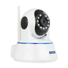 New ESCAM QF002 Wifi Night Vision Home IP Security Surveillance Camera Monitor