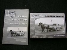AXEL STAUBER VW KATALOG VOLKSWAGEN BEETLE BUG KDF ACCESSORIES PARTS ...