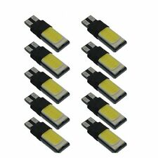 10x T10 w5w Led COB White Car Light Fog Lamp Interior Canbus Error Free Bulb 12V