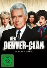 8 DVDs *  DER DENVER-CLAN - KOMPLETT SEASON / STAFFEL 6 - MB  # NEU OVP =