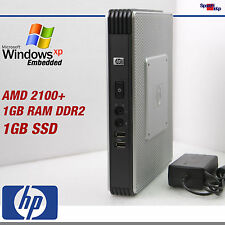 THIN CLIENT T5730 COMPUTER PC 2100+ WINDOWS 7 XP EMBEDDED SSD 1GB RS-232 VGA DVI