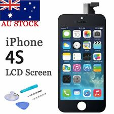 AU LCD Display+Touch Screen Digitizer Assembly Replacement for iPhone 4S Black
