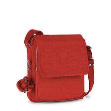 Kipling NETTA Across Body/Shoulder/Messenger Bag RED RUST HPS2016/17 RRP £74